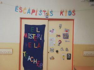 escape room con niños